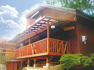 安曇野の貸別荘 風林の宿