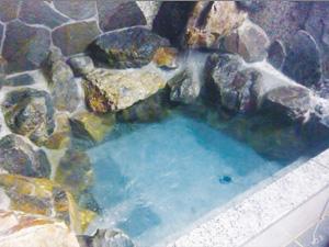 貸し切り 天然温泉 露天風呂 内湯
